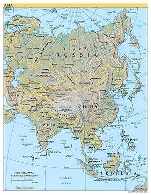 Siberia Articulo De La Enciclopedia